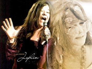 Janis Joplin Screensaver Sample Picture 2